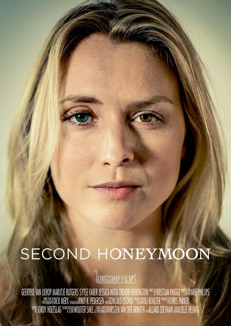 Second Honeymoon Poster